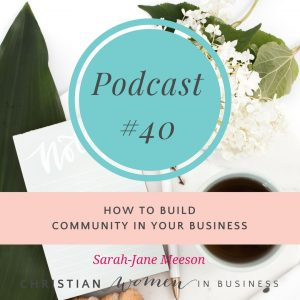 HOW TO BUILD COMMUNITY IN YOUR BUSINESS
